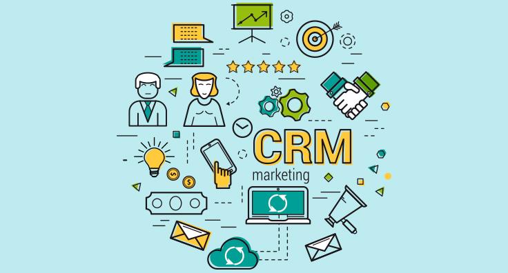O que é comunicação de CRM